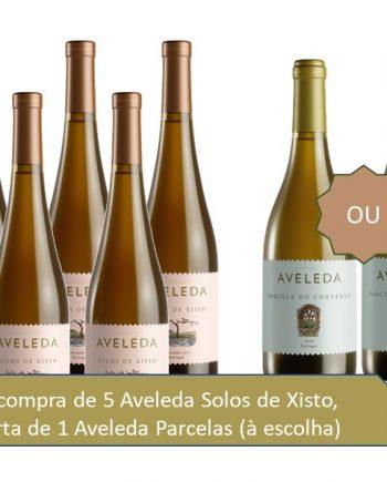Aveleda Solos de Xisto com Aveleda Parcelas